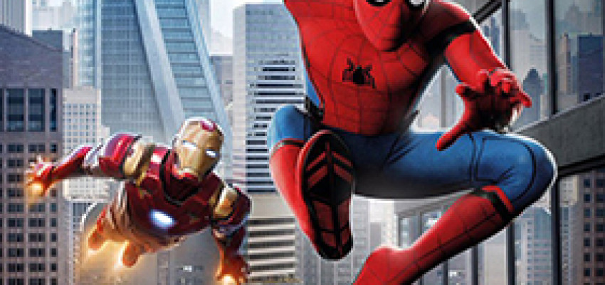 Vulture Battle With Iron Man In International Spider Homecoming Posters